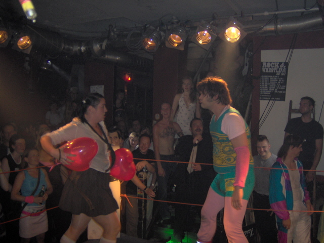 Rock and Wrestling 2005 (c) Johnny Stardust